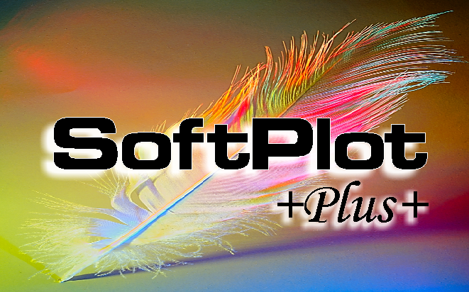 Graphic: SoftPlot Plus Logo